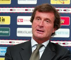 Carlo Osti, ds della Sampdoria