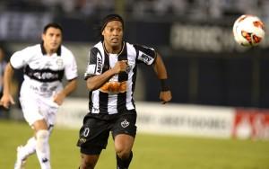 Ronaldinho, grande delusione dell'Atlético MG
