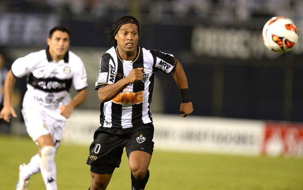 Ronaldinho Gaúcho dell'Atlético MG