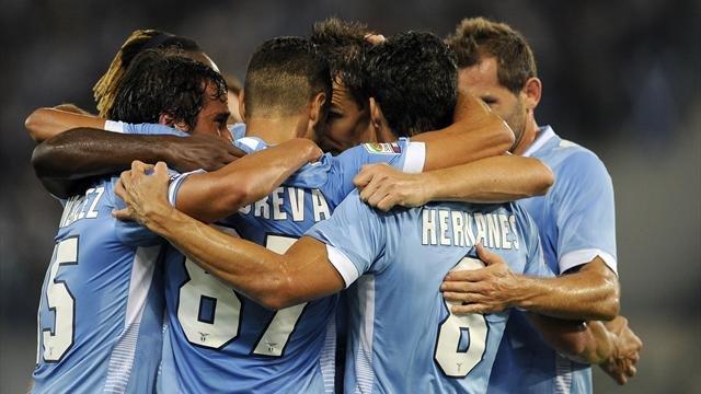 Lazio in festa, le pagelle dei biancocelesti sono positive