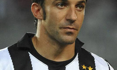 Alessandro Del Piero, storico capitano bianconero