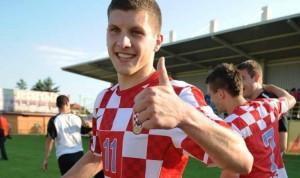 Ante rebic, giovane stella croata. Sarà lui il sostituto di Ljajic