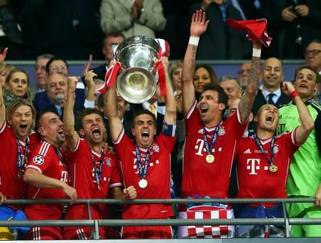 Il Bayern, nel gruppo D, proverà a difendere il titolo