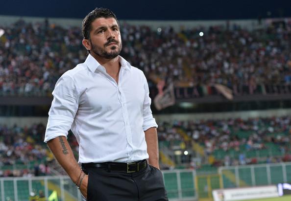Gennaro Gattuso, allenatore del Palermo