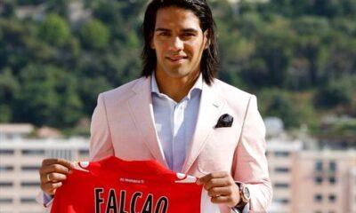 Radamel Falcao, il suo goal su rigore regala la vetta della classifica al Monaco