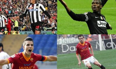 Muriel, Lamela, Pjanic, Pogba: i giovani talenti della Serie A