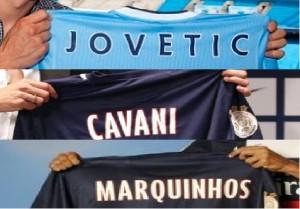 Le nuove maglie degli ultimi giovani  talenti che hanno lasciato la Serie A