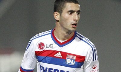 Gonalons, centrocampista del Lione