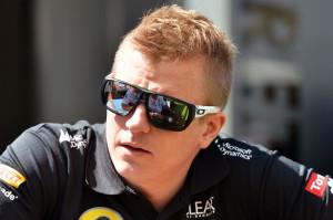 Kimi Raikkonen, pilota 2013 della Lotus