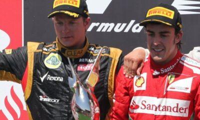 Raikkonen e Alonso: i piloti 2014 della Ferrari