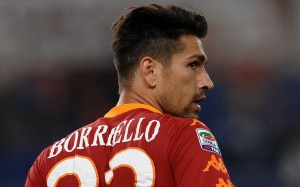 Marco Borriello AS Roma