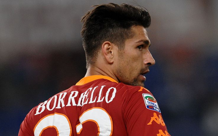 borriello roma prestito west ham