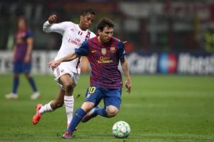 Leo Messi ancora una volta protagonista con una doppetta
