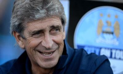 Manuel Pellegrini, tecnico del Manchester City