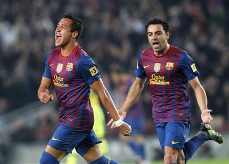 Alexis Sanchez, autore del goal vittoria contro il Siviglia