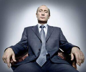 Kiev: Vladimir Putin, presidente della Federazione Russa