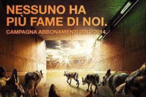Campagna tesseramento della Roma 2013/2014: nessuno ha più fame di noi