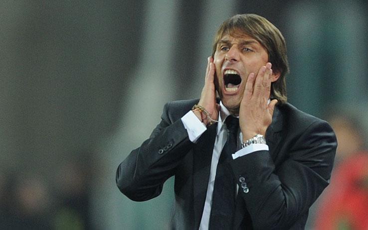 Antonio Conte, ancora imbattuto in campionato con la sua Juventus: sarà record?