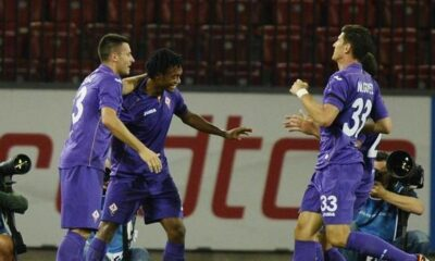 Fiorentina in Europa League