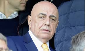 Galliani conte Milan
