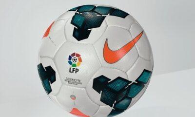 Il pallone ufficiale della nuova Liga 2013/14
