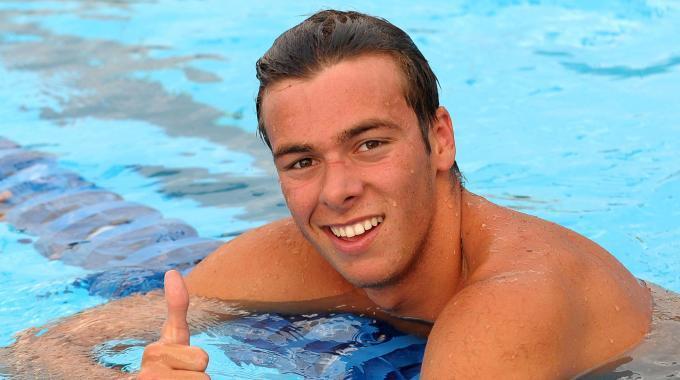 Gregorio Paltrinieri, bronzo alle olimpiadi di nuoto