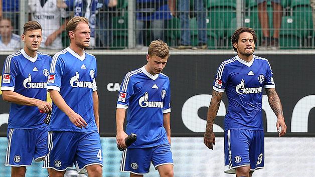 Schalke 04 battuto 3-1 a Stoccarda