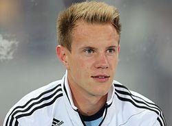 ter Stegen, uno dei protagonisti nella vittoria del suo Gladbach contro lo Schalke 04