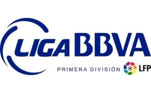 Real Madrid - Il logo ufficiale della Liga BBVA 2013/2014