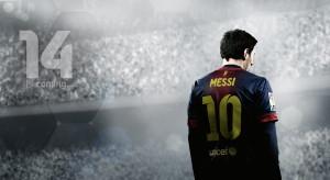 Sfondo FIFA14 Lionel Messi