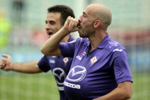 Borja Valero e Giuseppe Rossi, trascinatori della Fiorentina di inizio stagione