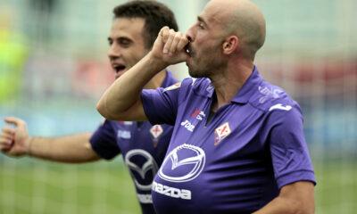Borja Valero e Giuseppe Rossi, trascinatori della Fiorentina