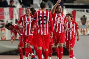 Almeria, partita dura contro l Barcellona capolista