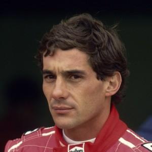 Ayrton Senna, campione del mondo di Formula 1 nel 1988, 1990 e 1991
