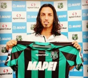 Ezequiel Schelotto, buona la sua partita in Sassuolo-Lazio