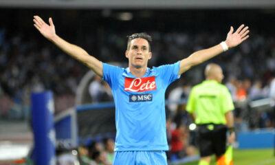 Callejon Napoli Serie A