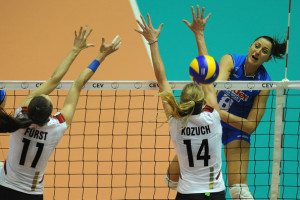Carolina Costagrande, pilastro dell'ital volley femminile