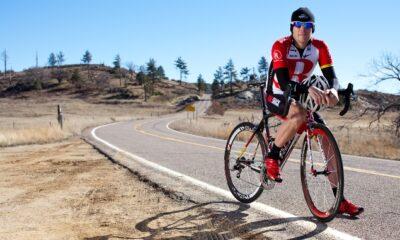 Chris Horner durante la Vuelta