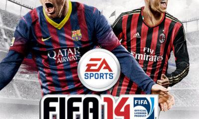 Cover italiana FIFA14