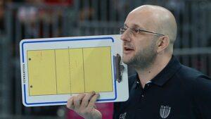 Mauro Berruto allenatore Italia - Europey Volley SportCafe24