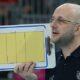 Mauro Berruto allenatore dell'Italia di volley
