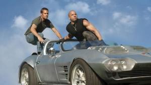 Fast and Furious: una scena