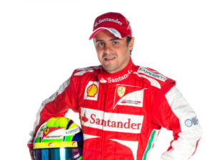 Felipe Massa, pilota 2013 della Ferrari