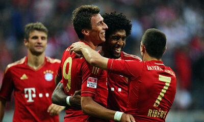 Lo United crolla nella mezz'ora finale sotto i colpi di uno scatenato Bayern Monaco.