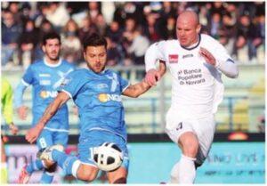 Serie B: Lazzari Novara