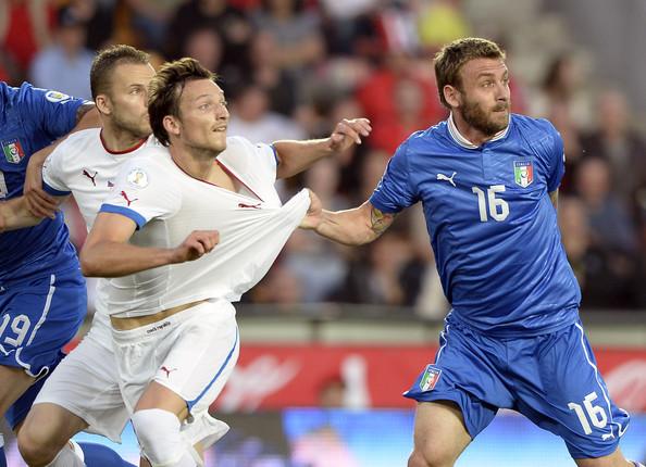 Libor Kozak contro l'Italia