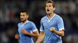 Sportcafe24 - Lulic in gol Lazio-Catania