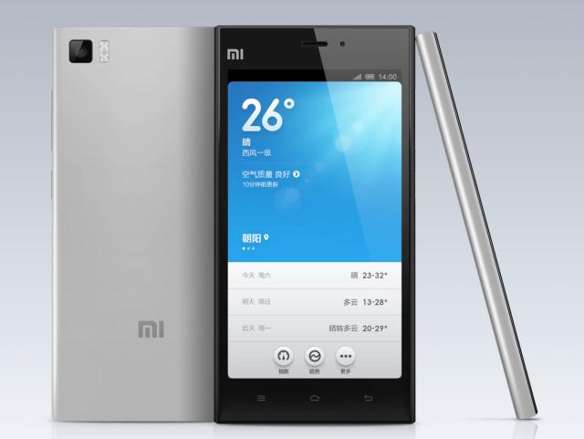 Miphone 3, in uscita a settembre 2013