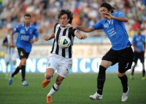 Gol dell'ex per Niccolò Giannetti