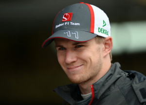 Nico Hulkenberg, pilota della Sauber